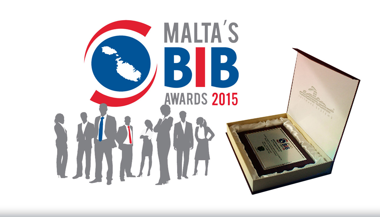 best ict company award 2015 malta