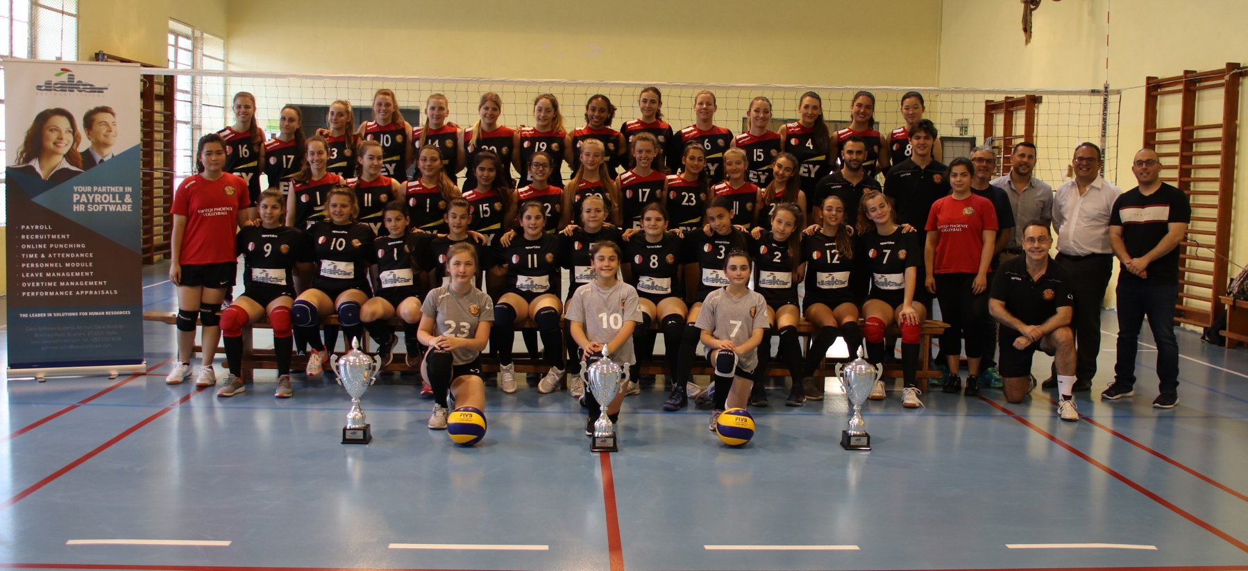 Swieqi Phoenix Volleyball Club Malta