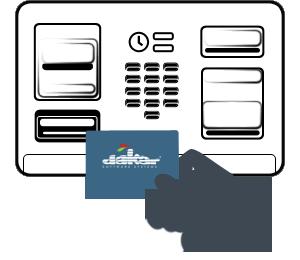 Dakar Software RFID proximity scanner