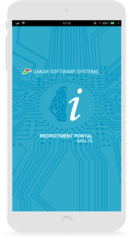 Dakar software Recruitment Notification App